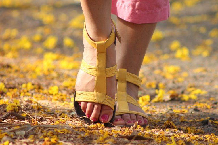 Sandales vegan